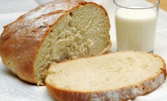 рецепт белого хлеба в мультиварке