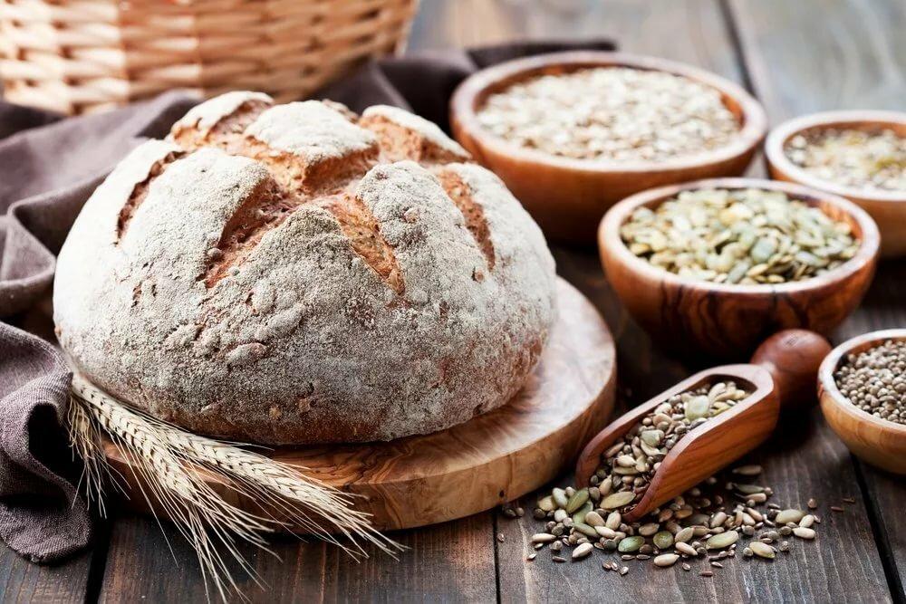 Хлеб из цельнозерновой муки в мультиварке