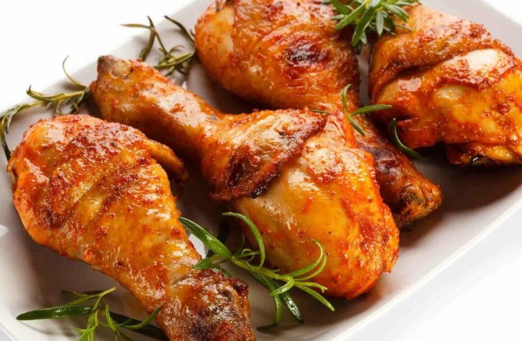 Куриные голени в мультиварке
