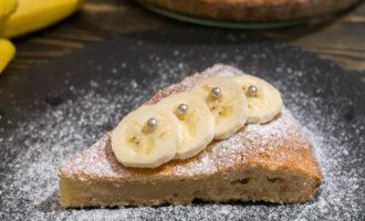 Пирог с бананом в мультиварке