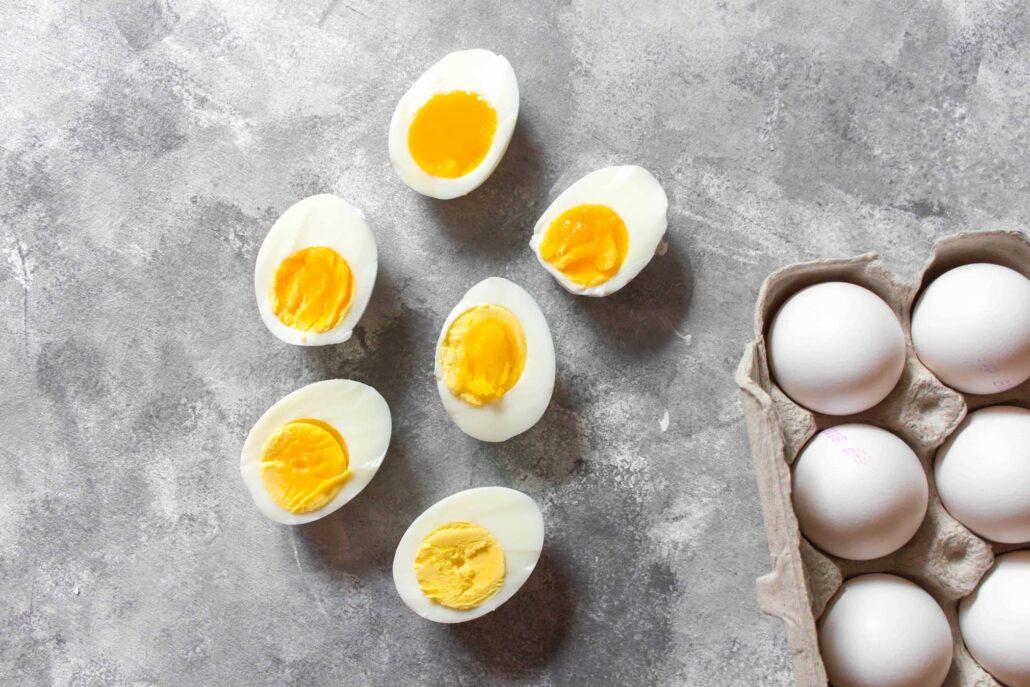 как сварить яйца в мультиварке