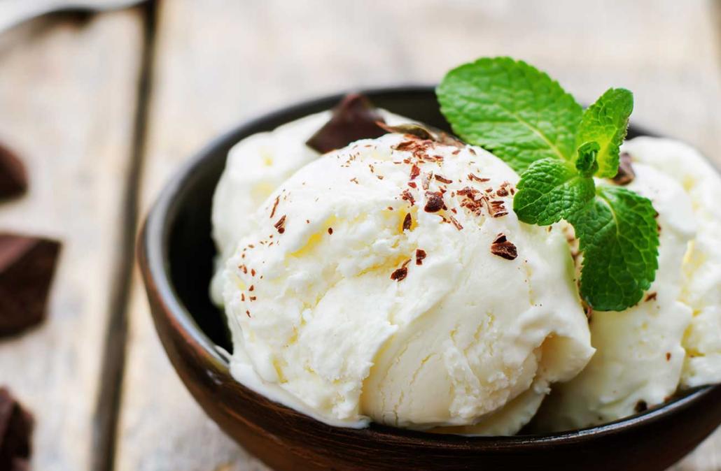 Мороженое в мультиварке