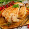 Запеченная курица в мультиварке рецепт